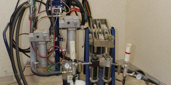 Pompe à 2 composantes